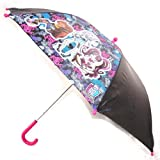 Child umbrella 'Monster High' multicoloured black.