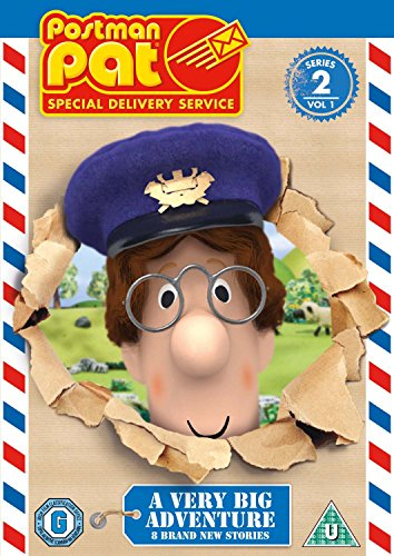 Postman Pat: Special Delivery Service - Series 2, Volume 1 [DVD] (Postman Pat Special Delivery Service Series 2)