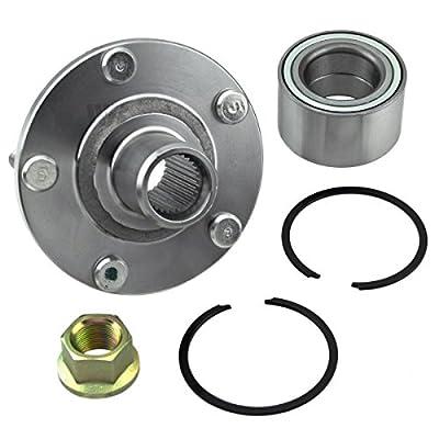WJB WA518516  Front Wheel Hub Bearing Module Kit  Cross Reference: Timken HA590600K, Moog 518516, SKF BR930600K: Automotive