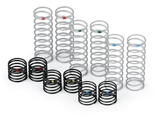 Pro-Line Racing 6063-04 Spring Assortment Rear (Shock Springs Long)