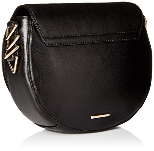 Black Astor Studs Minkoff Shoulder Bag Saddle Rebecca with Hx0q5SWf