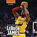 On the Court with...LeBron James Audiobook by Matt Christopher, Stephanie Peters Narrated by Jacobi Hollingshed