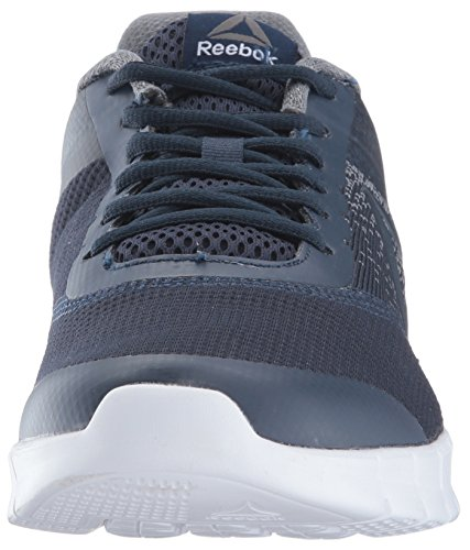 Reebok Mens Instalite Løpesko Coll. Navy / Asteroide Støv / Hvit / Tinn
