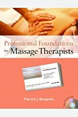 Professional Foundations for Massage Therapists Paperback