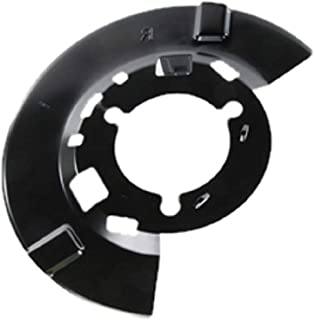 Brake Dust Shield Front Left ACDelco GM Original Equipment 25816682