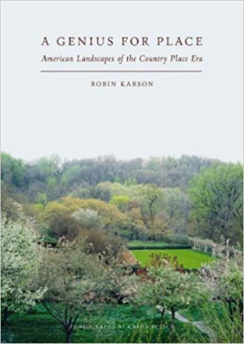Book A Genius for Place: American Landscapes of the Country Place Era