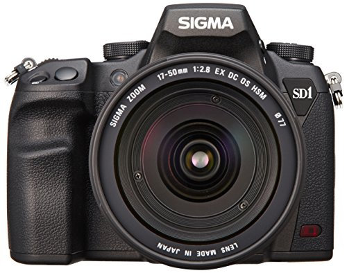 Sigma SD1 Merrill with 17-50mm F2.8 EX DC OS HSM Lens Kit - International Version (No Warranty)