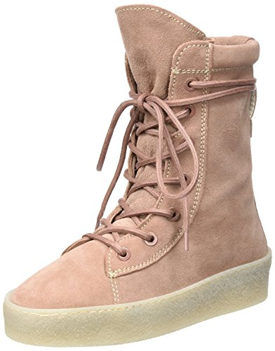 Femme Rose 1697 Bottines Bronx Bsillax dusty Pink Bx 1418 fqRwIC