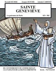 Sainte Geneviève La patronne de Paris