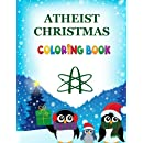 Atheist Christmas Coloring Book