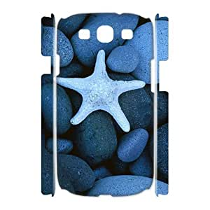 Starfish Phone Case For Samsung Galaxy S3 I9300 [Pattern-1]