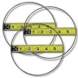 Kent LOT of 3: 5-3/4'' Taurus Ring Saw Replacement Blades, Grit 170