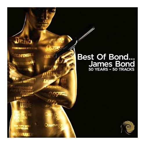 Best Of Bond... James Bond 50 Years