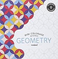 Mini coloriage antistress Geometry par  Marabout