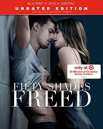 Fifty Shades Freed Target Exclusive