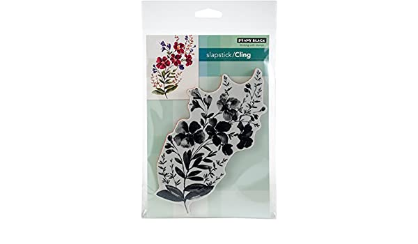 Penny Black 468251 Cling Stamps Blossom Branch Multi