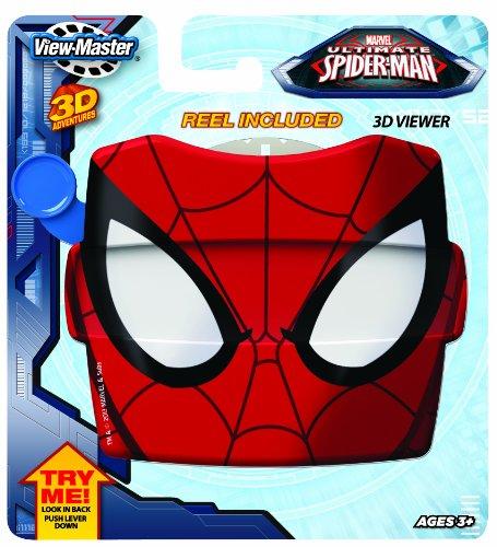 Basic Fun ViewMaster Spiderman Viewer