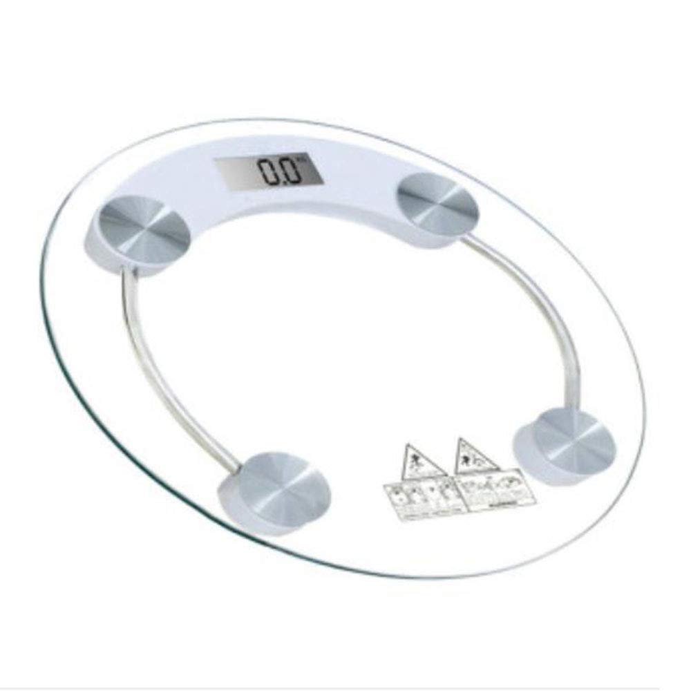Scales CHENGGUO high-Precision Digital Weight Bathroom, Max180kg / Max330lb (Diameter 10.2 inches) by Scales