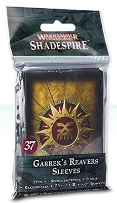 Warhammer 40K Shadespire Garrek's Reavers Sleeves by Games Workshop