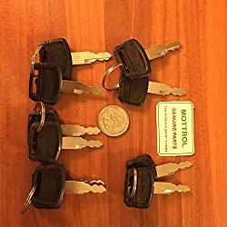 H800 KEYS 10 PCS 4286465 Hitachi Excavators, New H