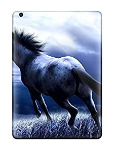 High Quality Shock Absorbing Case For Ipad Air-wild Horse