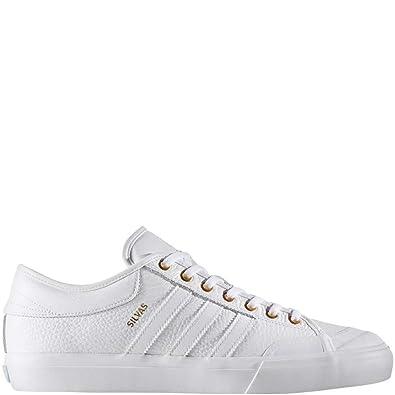 watch 519f8 3c8da adidas Matchcourt (WhiteGold MetallicIce Blue) Mens Skate Shoes-9