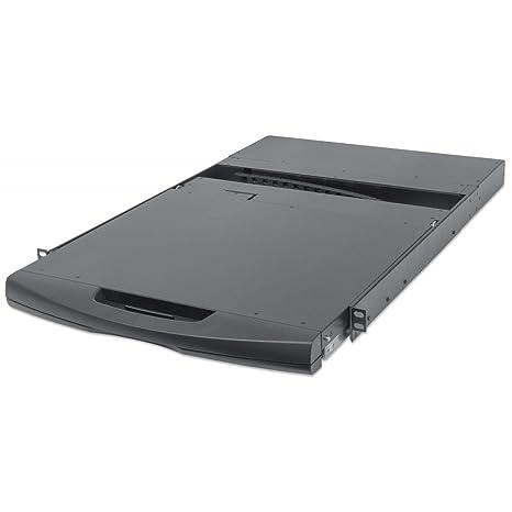 Anschlusskabel 507172 Intellinet 8-Port Rackmount KVM-Switch mit LCD-Konsole 19 LCD-Bildschirm PS//2 oder USB 1HE inkl