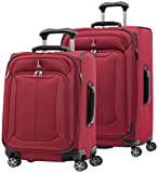 Best delsey 2-piece luggage set - Travelpro Skypro Lite 2-Piece Expandable 8-Wheel Luggage Spinner Review