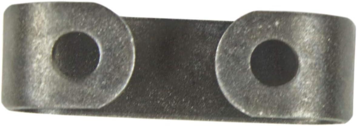 Montagesatz Auspuff-Endtopf Schalld/ämpferset Abgasrohr