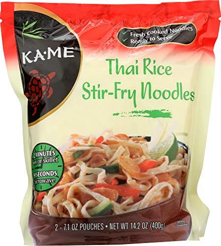 Ka-Me (NOT A CASE) Noodle Pack of 2 Stir Fry Thai Rice