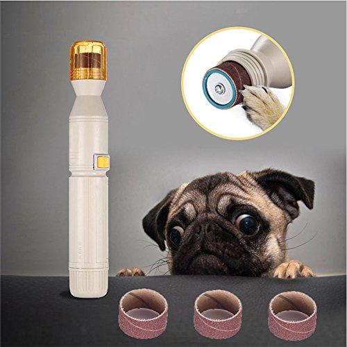 Etbotu Automatic Electric Pet Pedicure Grinder Trimmer Pet C