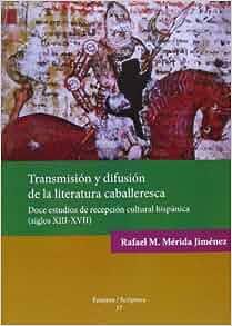 TRANSMISION Y DIFUSION DE LA LITERATURA: 9788484095736: Amazon.com