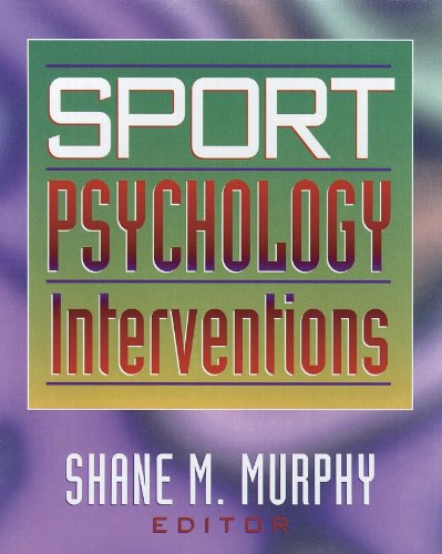 Sport Psychology Interventions