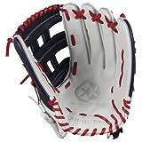 Miken KO Series Slowpitch Pro H Web Pattern Fielding Glove