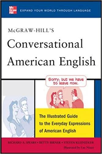 McGraw-Hill's Conversational American English: The Illustrated ...