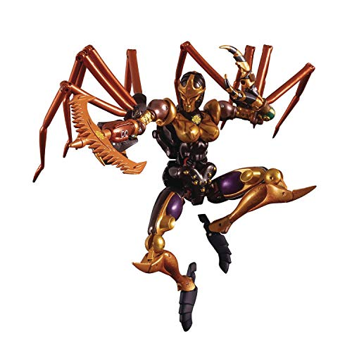 Husbro Transformers Masterpiece MP46 Beast Wars Blackwidow Action Figure