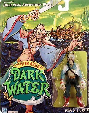 pirates of the dark water