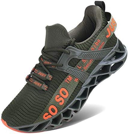 [XINBEIGE]メンズ スニーカー ジョギング カジュアル 運動靴 ウォーキング 通気性 アウトドア トレーニングシューズ 学生 通学 サラリーマン 通勤 7色 24.5~28.5cm