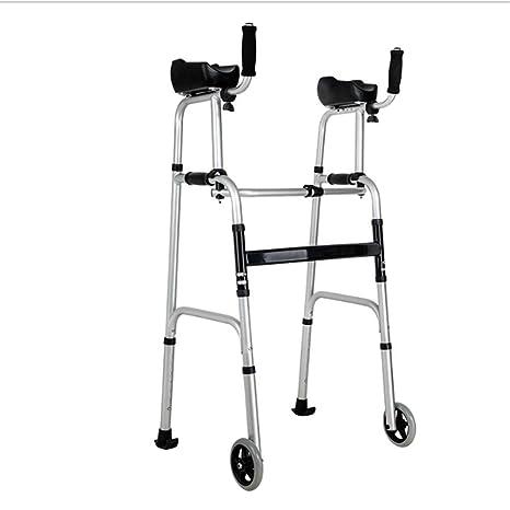 Amazon.com: Caminero de ancianos estándar, paseo ajustable ...