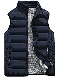 Mens Classic Quilted Down Puffer Vest