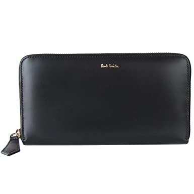 524cd1a52677 PAUL SMITH ポールスミス ラウンドファスナー長財布 メンズ 財布 ATXC4778 W761 [並行輸入品