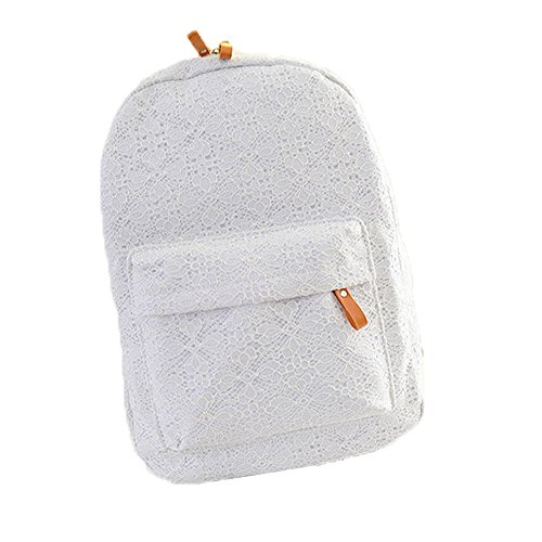 top-shop-womens-lace-preppy-style-backpack-travel-daypack-tote-school-bags-shoulder-white-satchels