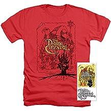Popfunk Dark Crystal Fantasy Film T Shirt & Exclusive Stickers