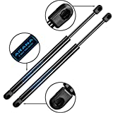Qty(2) 6330 Gas Charged Hood Lift Support for Chevrolet Corvette 2008 427 Limited Edition Z06 Coupe 2005-2012 Base Convertible 2005-2012 Base Coupe 2005-2012 Grand Sport Convertible