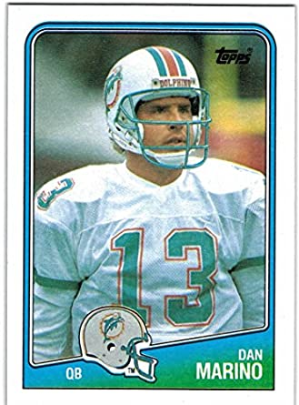1988 Topps Miami Dolphins Team Set with 2 Dan Marino - Clayton - Duper - 14 a60858adf