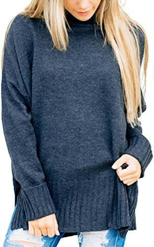 Dokotoo Womens Oversized Sweater Pullover