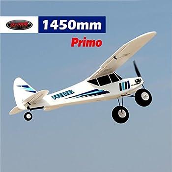 Amazon.com: DYNAM RC Trainer Hawksky V2 53.937 in Wingspan ...
