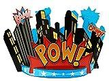 BirthdayExpress Superhero Comics Party Supplies - Centerpiece