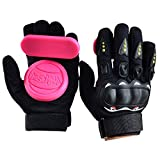 Forfar Protector Armguard Skateboard Gloves Thicker Foam Downhill Freeride Slide Sliding Protective Palm Comfortable Sli