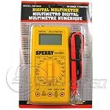 A.W. Sperry DM-360A 2 7 Function Digital Meter/Multimeter